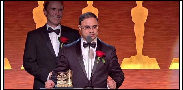 Indian Engineer Part Of Team Awarded Sci-Tech Oscar