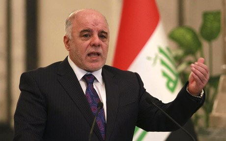 Iraqi Prime Minister Says U.S. Troops Would Be Reduced Gradually