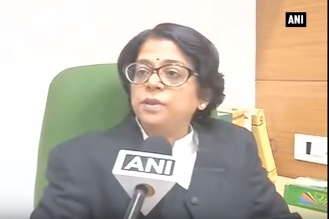 Indu Malhotra is First woman lawyer to be directly promoted as SC judge