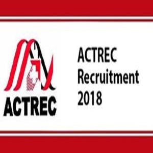 RCB Recruitment 2018